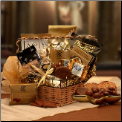 Chocolate Treasures Gourmet Gift Basket