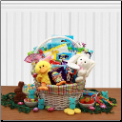 An Easter Classic Easter Goodie Gift Basket