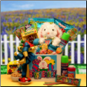 Hoppin Good Time Easter Activity Gift Package