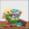 Easters Best Treats Bunny Baster Basket