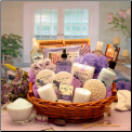 Lavender Essence Spa Gift Basket