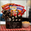 Family Flix Movie Night Gift Package
