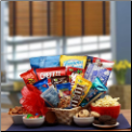 Favorite Snacks Gift Basket