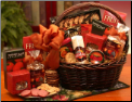 Grand World Of Thanks Gourmet Gift Basket