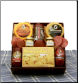 Hearty Favorites Meat & Cheese Sampler