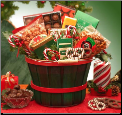 Holiday Traditions Gourmet Gift Basket