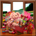 Hunny Bunnies Easter Activities Treats Pail