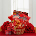 Little Valentine Children's Gift Basket