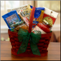 Mini Italian Dinner For Two Gift Basket