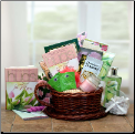 Mom Deserves A Hug & Some Relaxation Gift Basket