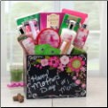 Happy Mothers Day Spa Gift Box