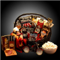 Motorcycle Man Snacks Gift Basket
