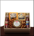 Premium Selections Meat & Cheese Gift Crate