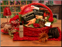Romantic Massage Chocolate Romance Gift Basket