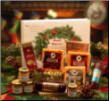 Happy Holiday's Gourmet Sampler Gift Package