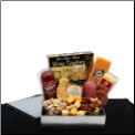 Gourmet Sausage & Cheese Snack Sampler