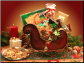Holiday Sleigh Gourmet Gift Package