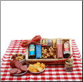 Signature Sampler Meat & Cheese Snack Set