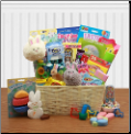 Easter Springtime Adventures Easter Gift Basket