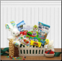 Springtime Fun Easter Gift Basket