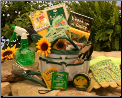 Weekend Gardener Tote Gift Package