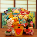 Darling Duckey Easter Gift Tote
