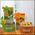 Good Dog Treats Gift Package