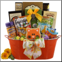 Cat & Owner Baskets