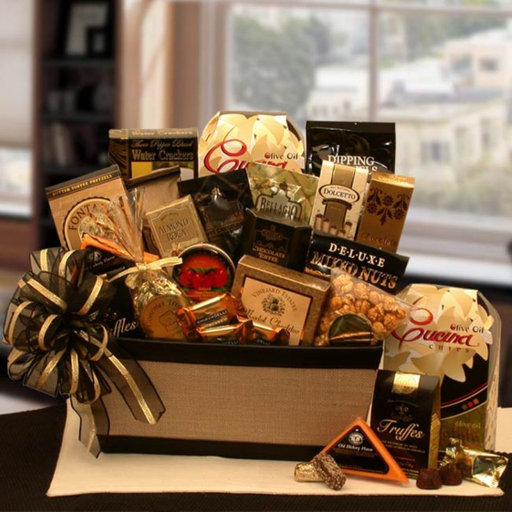 Corporate Gift Baskets, The Metropolitan Executive