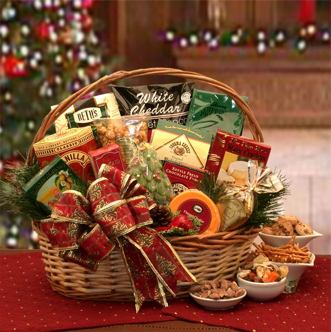 Christmas Gift Baskets, Christmas Gift Packages