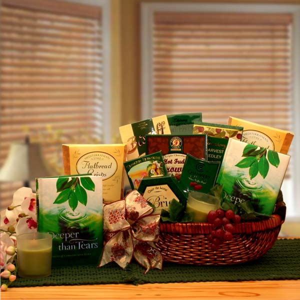 Condolence Gift Baskets, Shiva Gift Baskets