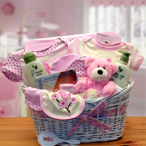Baby Gift Baskets, Newborn Gift Baskets