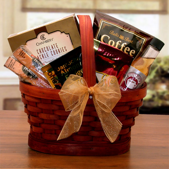 Coffee & Tea Care Packages, APO/FPO/DPO Delivery