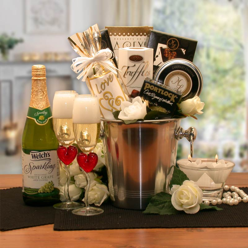 Romantic Gift Baskets, Romantic Evening for Two
