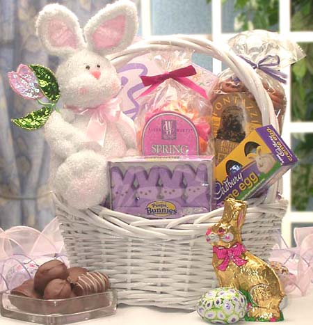 Easter Gift Baskets, Free Ground Shipping