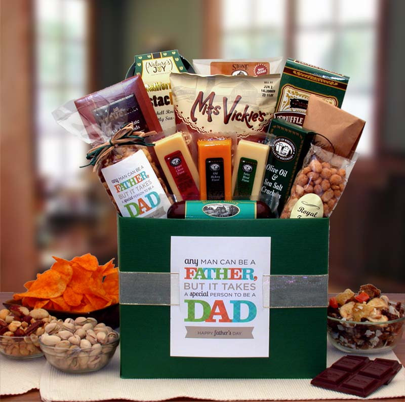 Father's Day Care Packages, Military Dad Gifts
