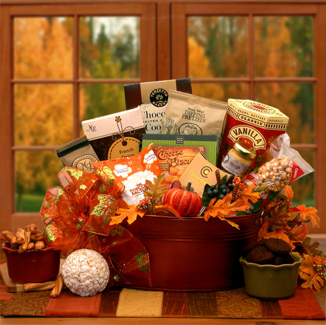 Fall Autumn Care Packages, APO/FPO/DPO Delivery