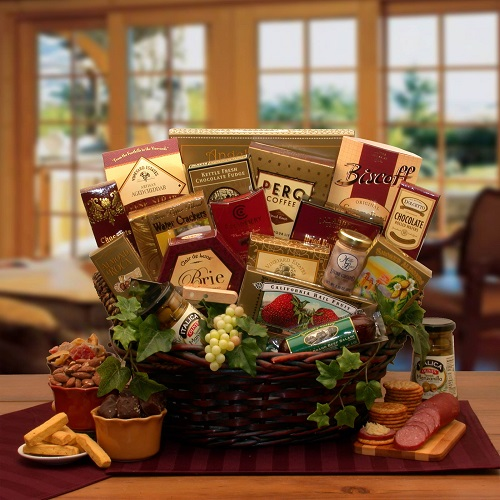 The Ultimate Gourmet Gift Basket, Free Shipping