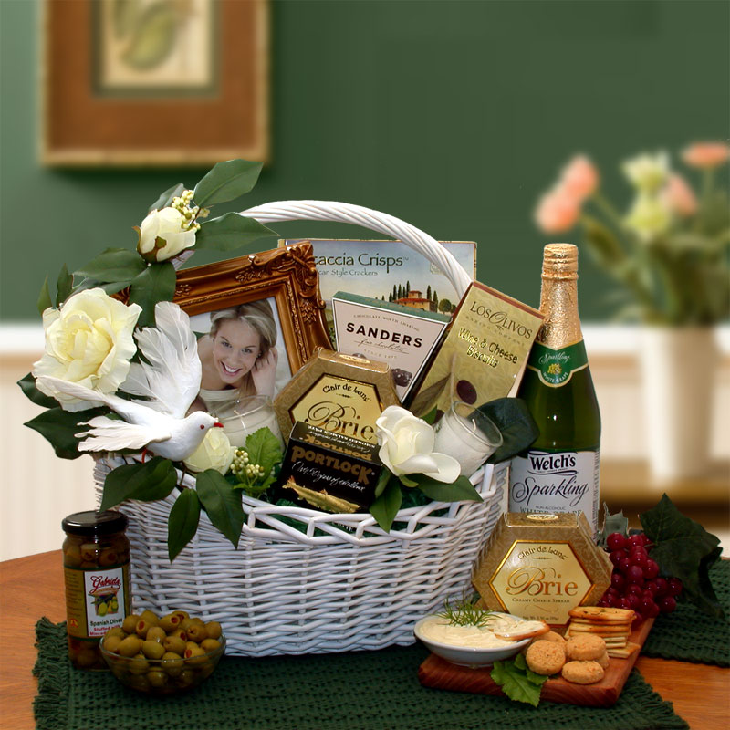 Anniversary Gift Baskets, Wedding Gift Baskets