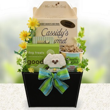 Dog Lover Gift Baskets, Free Shipping